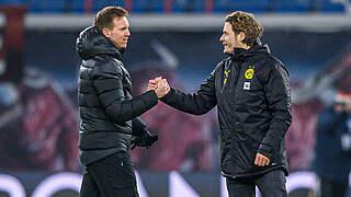 Nagelsmann und Terzic: Das jüngste Trainerduo im DFB-Pokalfinale