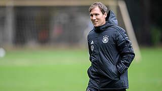 Hannes Wolf kehrt zum DFB zurück