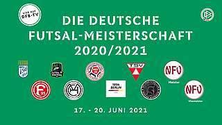 Deutsche Meisterschaft vom 17. bis 20. Juni