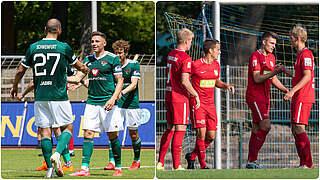 Schweinfurt vs. Havelse: Duell um die 3. Liga
