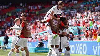 England schlägt Vizeweltmeister Kroatien 1:0