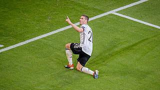 Gosens ist Spieler des Portugal-Spiels