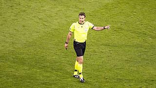 Brych pfeift Finnland gegen Belgien