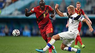 Belgien holt sich den Gruppensieg