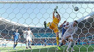 5:0! Spanien zieht ins Achtelfinale ein