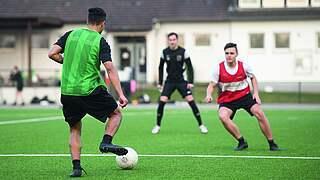 Fußballspezifisches Fitnesstraining