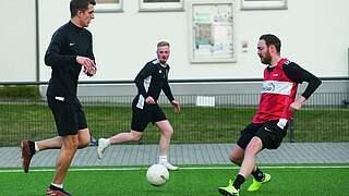 Die Athletik mit technisch-taktischen Inhalten verknüpfen