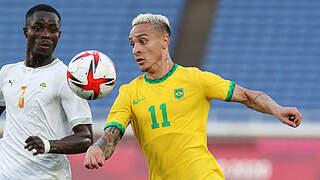 Keine Tore bei Brasilien gegen Elfenbeinküste