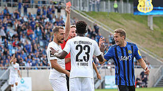 Zwei Spiele Sperre für Osnabrücks Traore