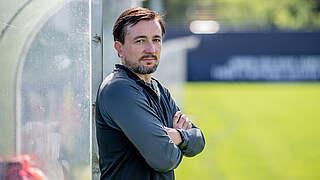 RB-Trainer Meyer: Maximal ambitioniert