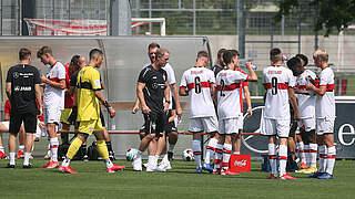 VfB gegen SCF: U 17-Duell vor den Profis