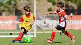 In kleinen Spielformen variantenreich trainieren