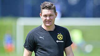 BVB-Trainer Sebastian Geppert: Immer das Beste herausholen