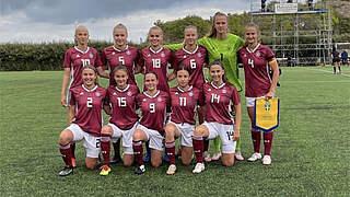 U 17 mit 5:1-Kantersieg in Schweden
