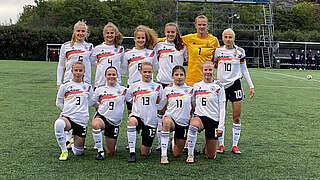 Wieder 5:1! U 17 besiegt auch Norwegen klar