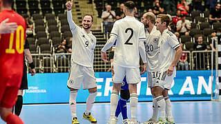 Deutschland siegt knapp gegen Wales
