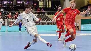 Futsaler Suad Ak: Bei Nationalhymne Gänsehaut bekommen