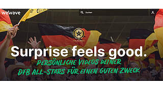 DFB All-Stars bei wewave