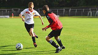 Den Gegner lenken – auch ohne Ball bestimmen, wo es langgeht!