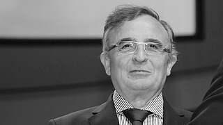 DFB trauert um früheres Vorstandsmitglied Josef Bowinkelmann