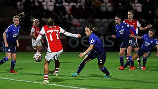 TSG Hoffenheim unterliegt Arsenal