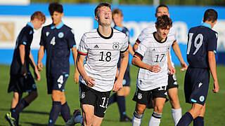 Klarer Sieg zum Auftakt gegen San Marino