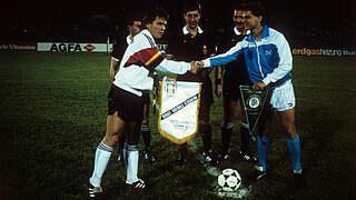 Erfolgsgeschichte: Die deutsch-israelische Fußballfreundschaft