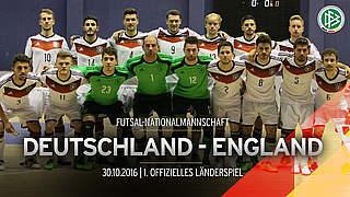 Erstes Futsal-Länderspiel in Hamburg