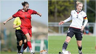 Leverkusen holt zwei U-Nationalspielerinnen