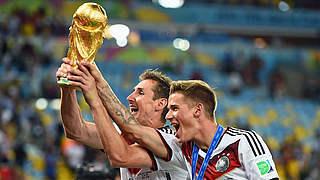 Klose vor dem Viertelfinal-Hit: Mich begeistern beide Teams