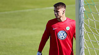 Wolfsburg bindet U-Nationalkeeper Menzel