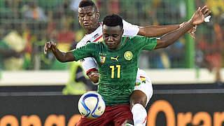 Nürnberg verpflichtet Kameruner Salli