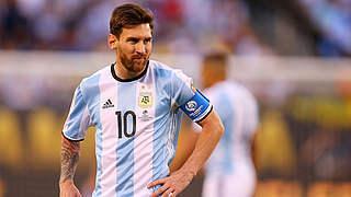 Messi spielt doch weiter für Argentinien
