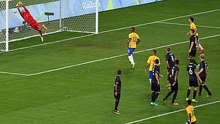 Drama gegen Brasilien: Hrubesch-Team verpasst Gold