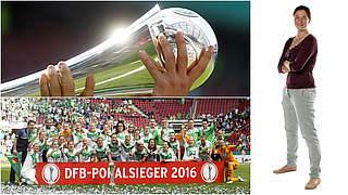 Verena Hagedorn lost zweite Pokalrunde aus