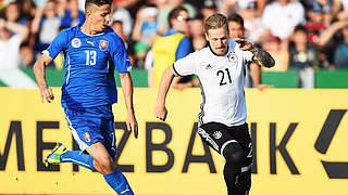 Stefaniak ist Spieler des Slowakei-Spiels