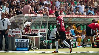 Vier Spiele Sperre für Hannovers Sané