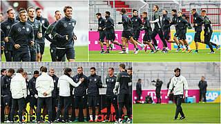 Video: Training im Millerntor-Stadion