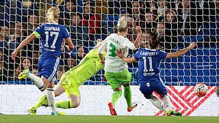 Matchwinnerin Jakabfi lobt: Chelsea ist ja keine Laufkundschaft