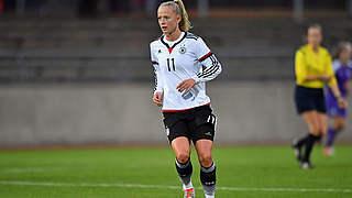 Lea Schüller für U 20-WM nachnominiert