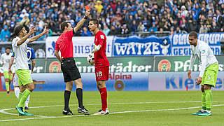 Ein Spiel Sperre für Wolfsburger Bruma