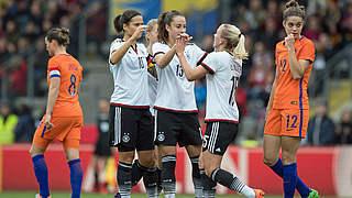 4:2 gegen Niederlande: Islacker trifft doppelt