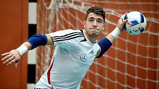 Futsal-Torhüter: Die erste Angriffswaffe