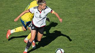 Rieke Dieckmann fällt für U 20-WM aus
