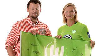 Auch Popp verlängert in Wolfsburg