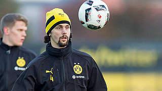 Dortmunds Subotic kam, sah und traf