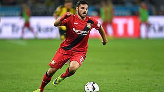 Volland fehlt Leverkusen bis Jahresende