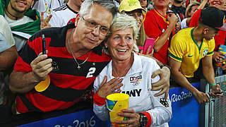 Neid steht als Welttrainerin 2016 zur Wahl
