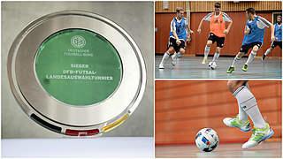 Futsal-Länderpokal startet in Duisburg