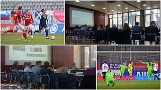 Konstruktiver Austausch: Managertagung in der DFB-Zentrale